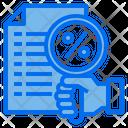 File Find Search Icon