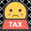 Tax Emoticon Icon