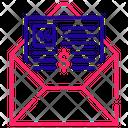 Tax Envelope Icon