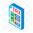 Tax Chart Page Icon