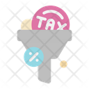 Tax Filter Icon