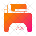Tax Folder Document Icon