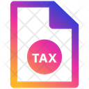Tax Form Icon