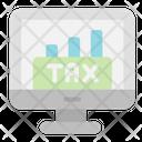 Tax Graph Icon