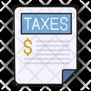 Tax Invoice Icon