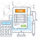 Tax Invoice Icon