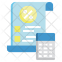 Tax Laws Rules Economy Icon