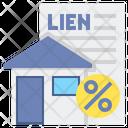 Tax Lien Icon