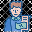 Tax Payer Icon