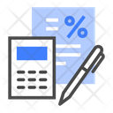 Taxation Tax Payment Icon