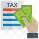 Tax Payment Gst Sale Tax Icon