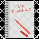 Tax Planning Tax Strategy Taxation Icon