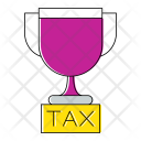 Tax Reward Invoice Icon