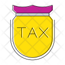Tax Protection Invoice Icon