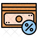 Tax Refund Customs Icon