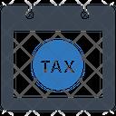 Tax Refund Deadline Icon