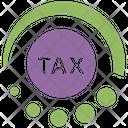 Tax Return Tax Document Payroll Tax Icon