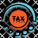 Tax Return Tax Document Tax File Icon