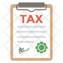 Tax Return Icon