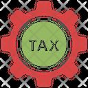 Tax Service Success Tax Icon