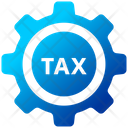 Tax Service Finance Global Icon