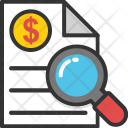 Tax Transparency Icon