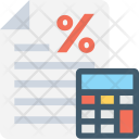 Tax Document Notice Icon