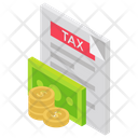 Taxation Icon
