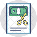 Taxes Accounting Finance Icon