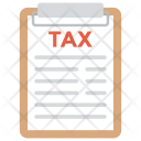 Taxes Income Interest Icon