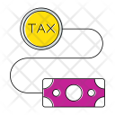 Money Taxes Invoice Icon