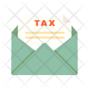 Taxes Mail Icon