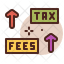 Taxes Grow Icon