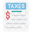 Taxes Report Icon