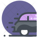 Vehicle Taxi Cab Icon