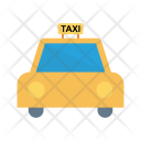 Taxi Automobile Travel Icon