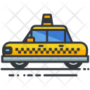 Taxi View Cab Icon