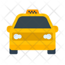 Cab Car Drive Icon