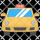 Taxi Cab Rental Icon