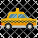 Taxi Cab Icon