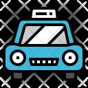 Taxi Travel Car Icon