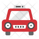 Taxi Travel Car Icon