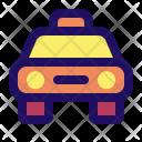 Taxi Cab Drive Icon