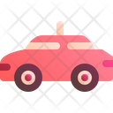 Car Transportation Taxi Icon