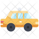 Taxi Car Business Icon