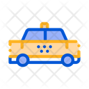 Public Transport Taxi Icon