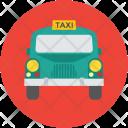Taxicab Cab Taxi Icon
