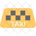 Taxi Dome Light Icon
