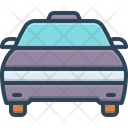 Cab Taxi Transportation Icon