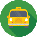 Taxi Taxicab Vehicle Icon